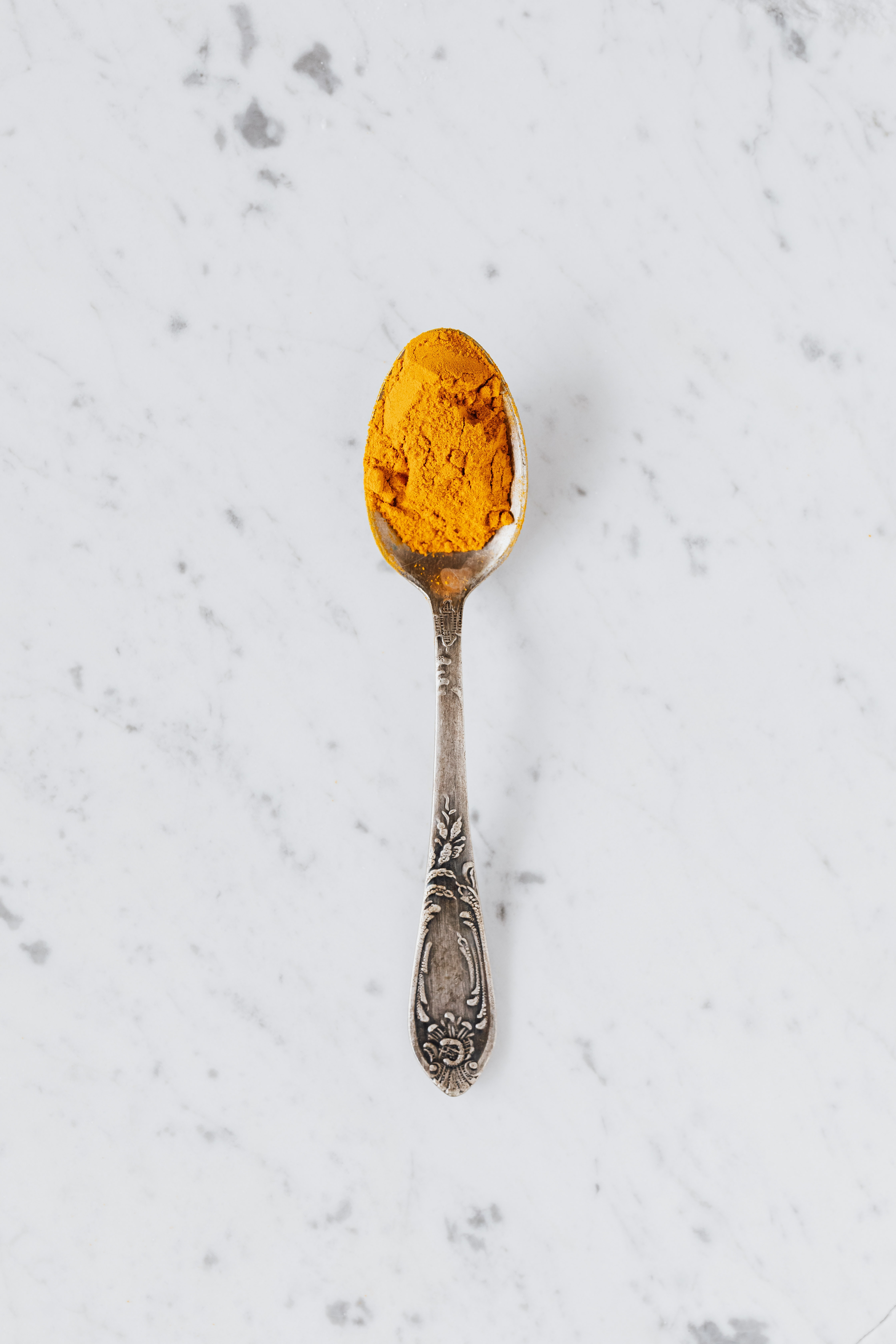 a spoonful of turmeric