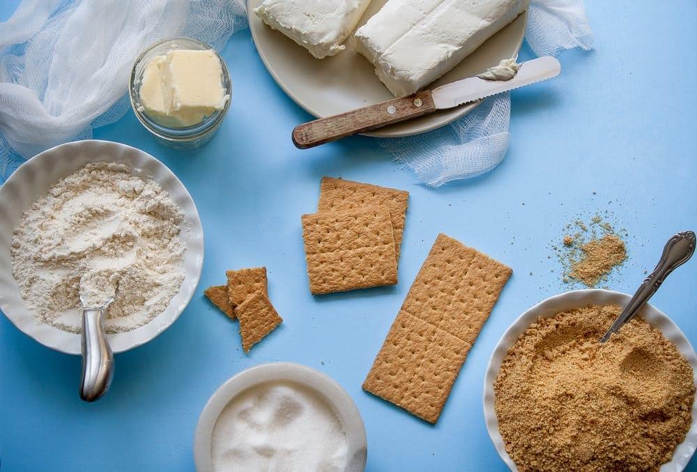 White flour nutrition