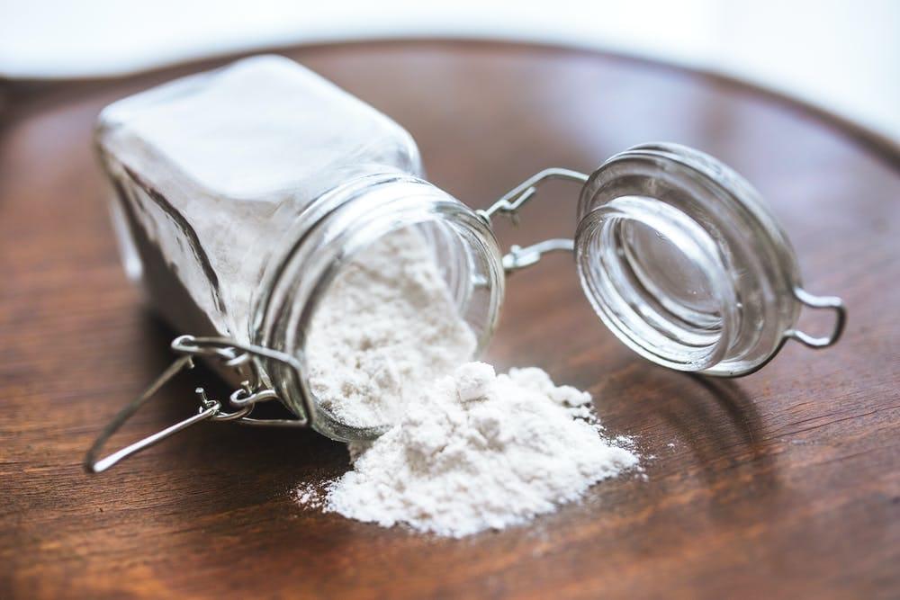 Unbleached white flour nutrition