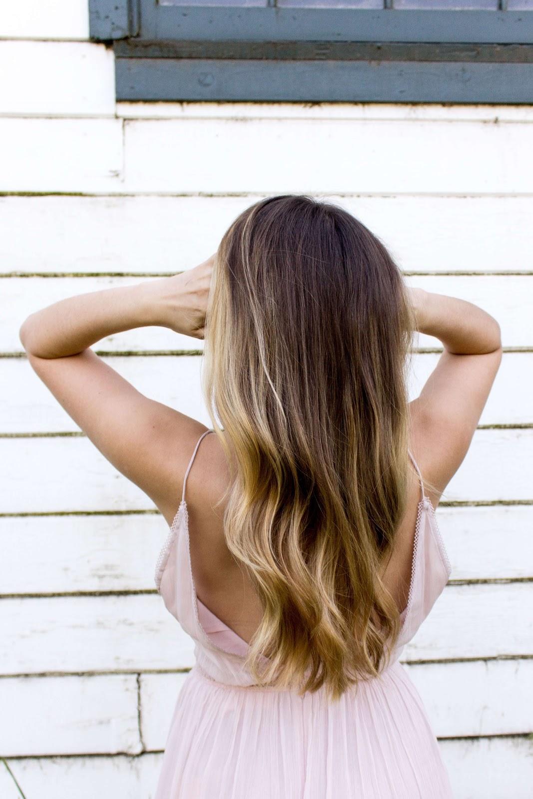 human skin hair growth