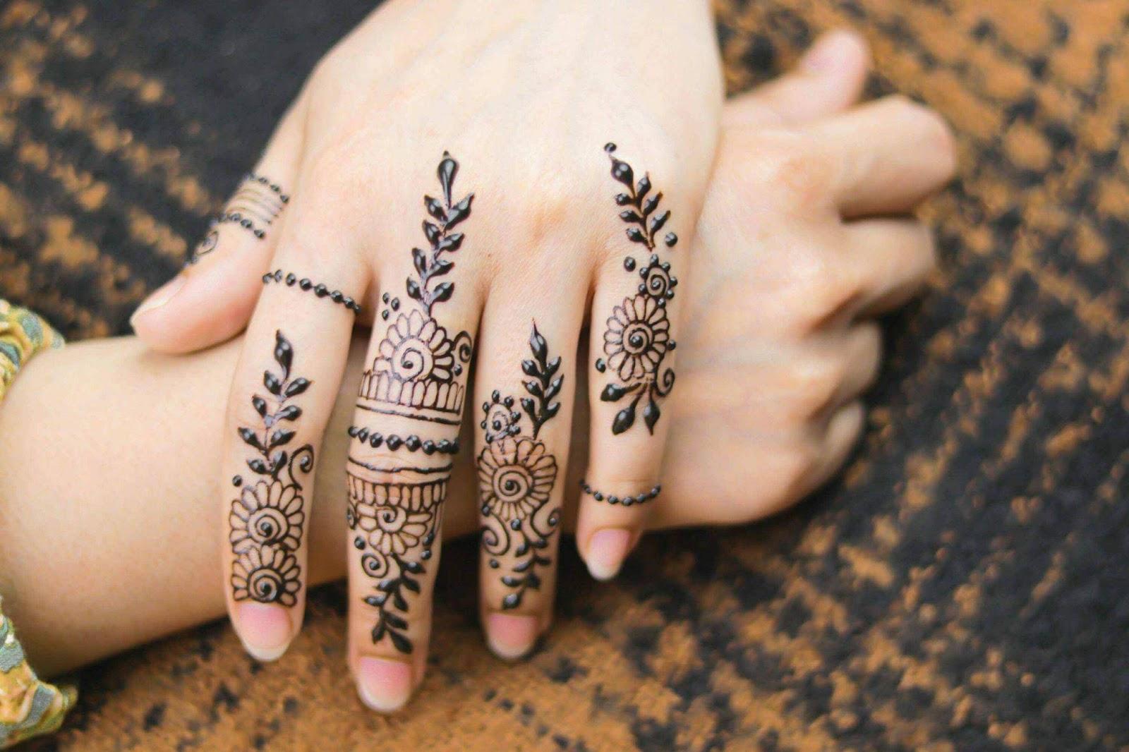easy-henna-designs