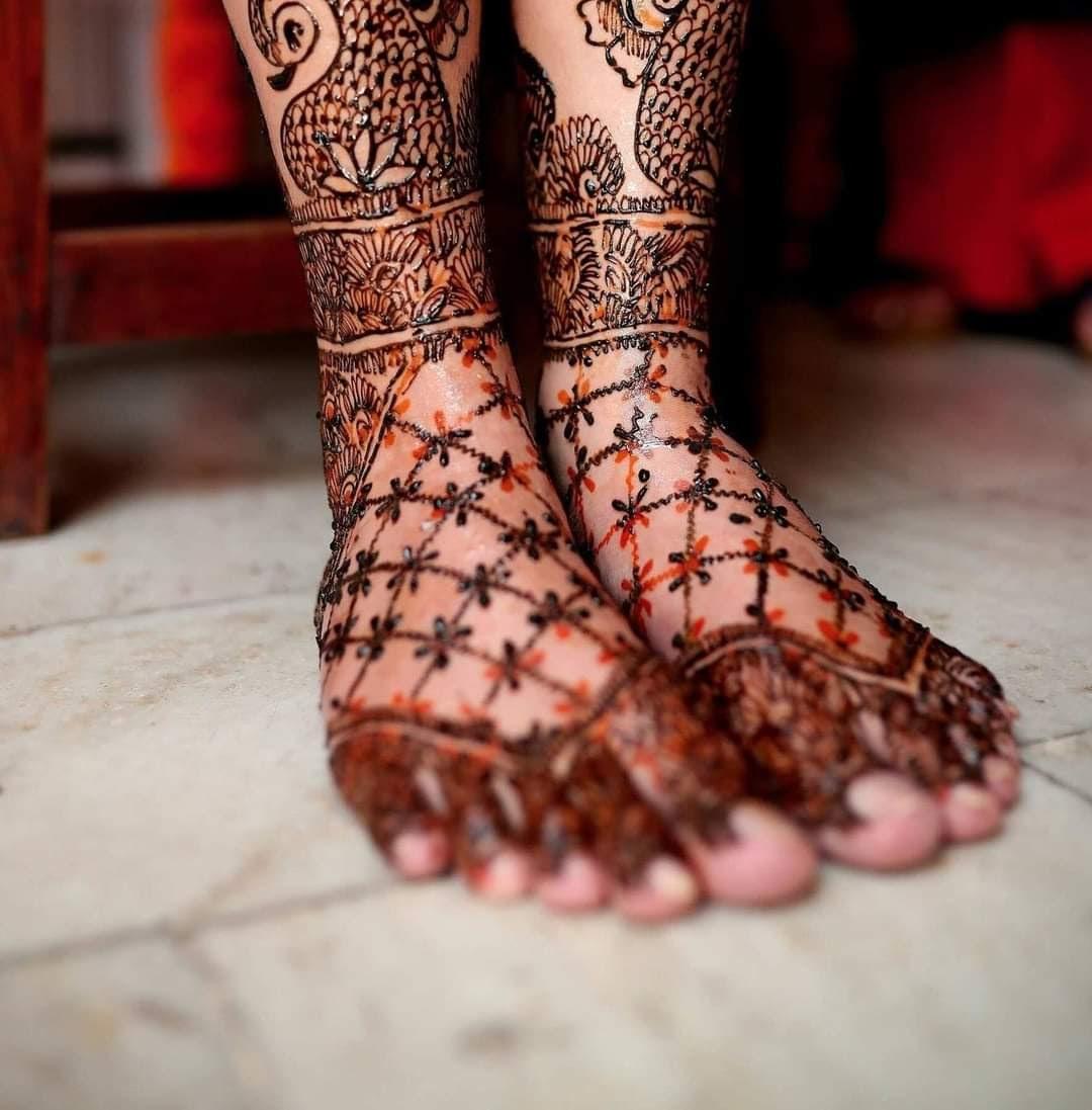 Easy henna designs for kids