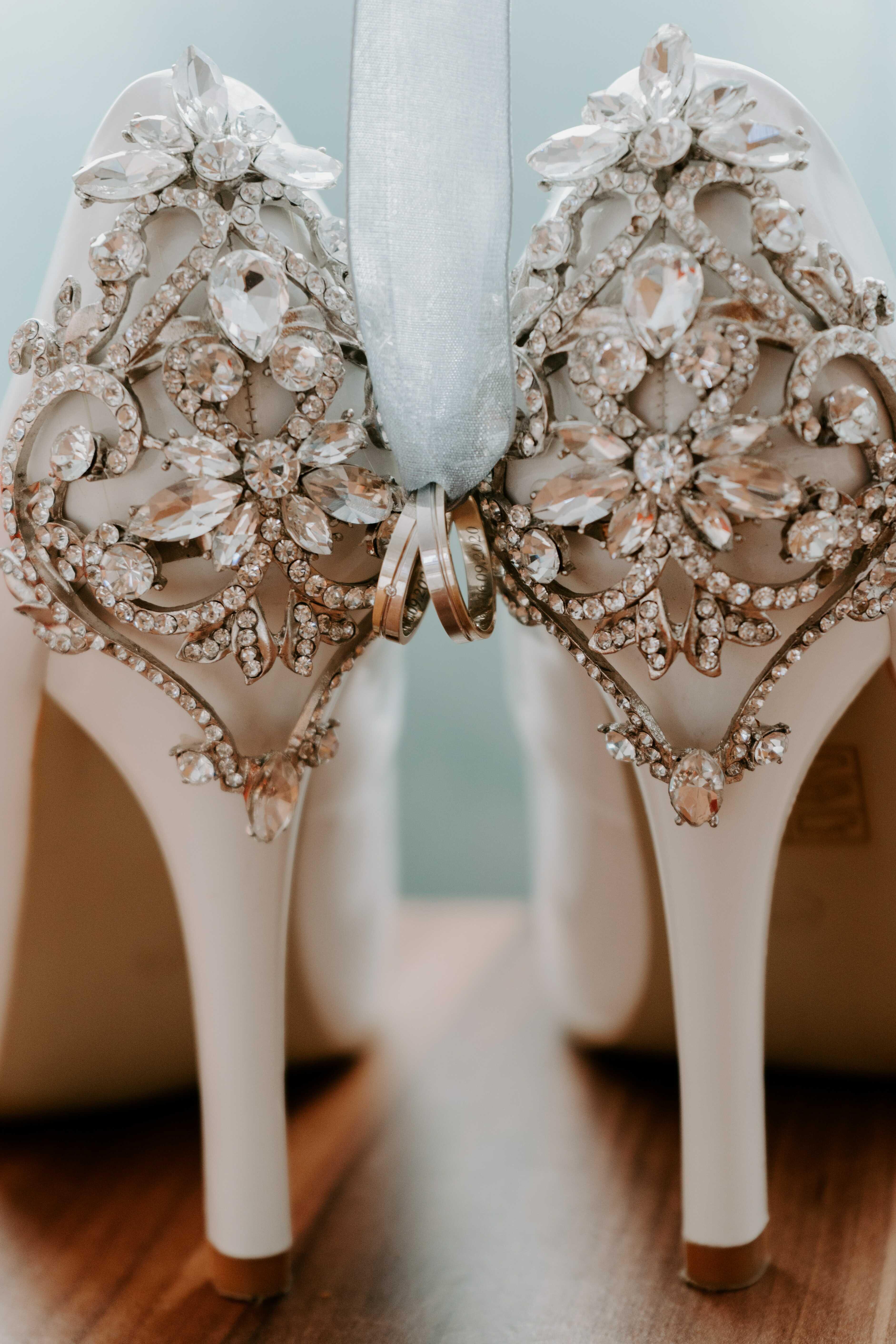a luxury designed heels