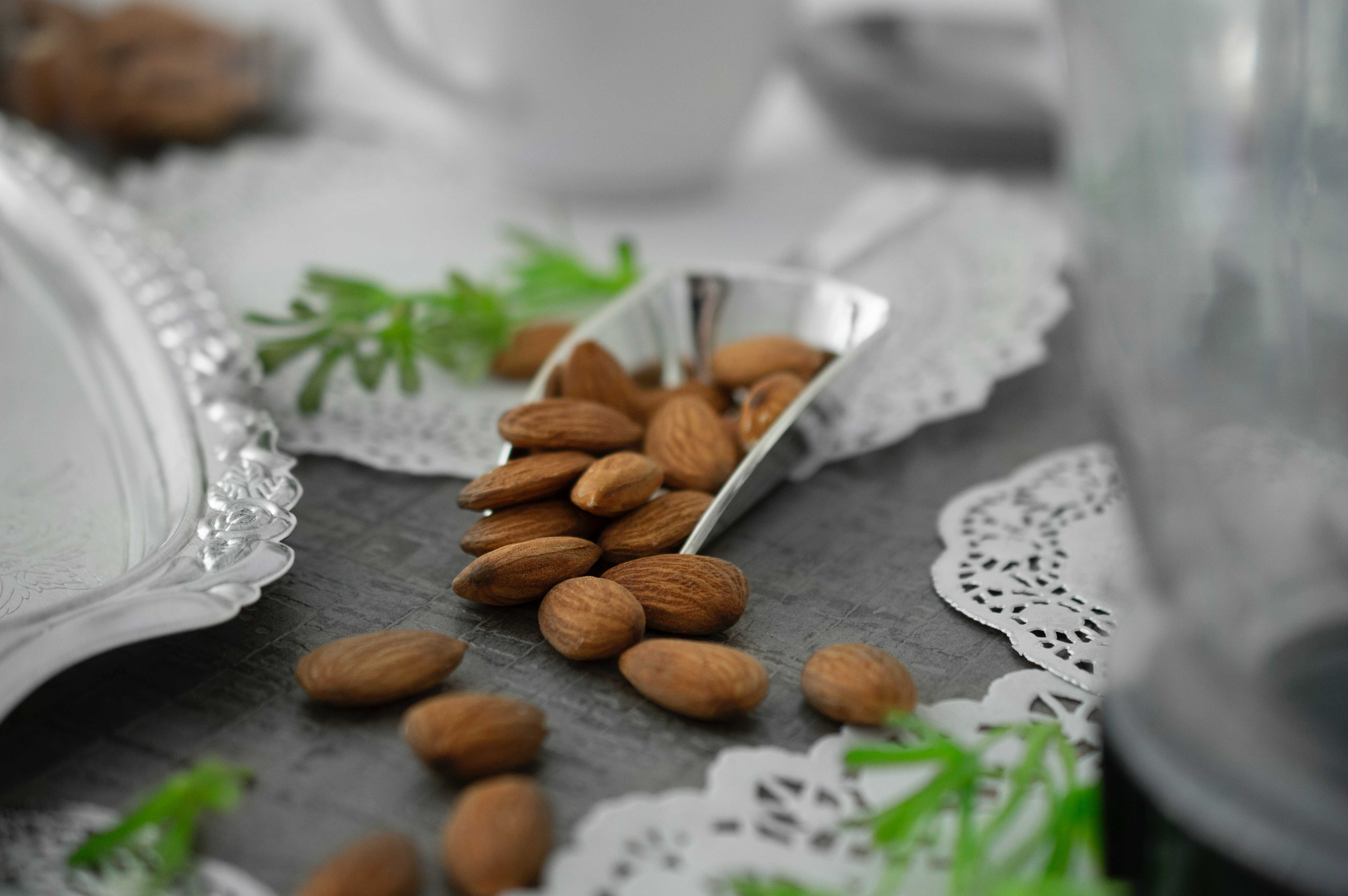 an almond nuts