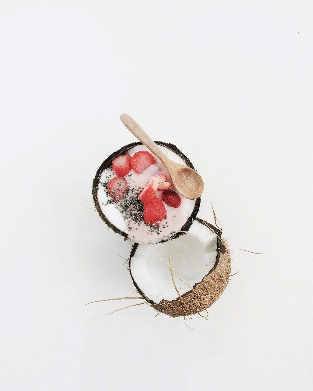Coconut oil nutrition