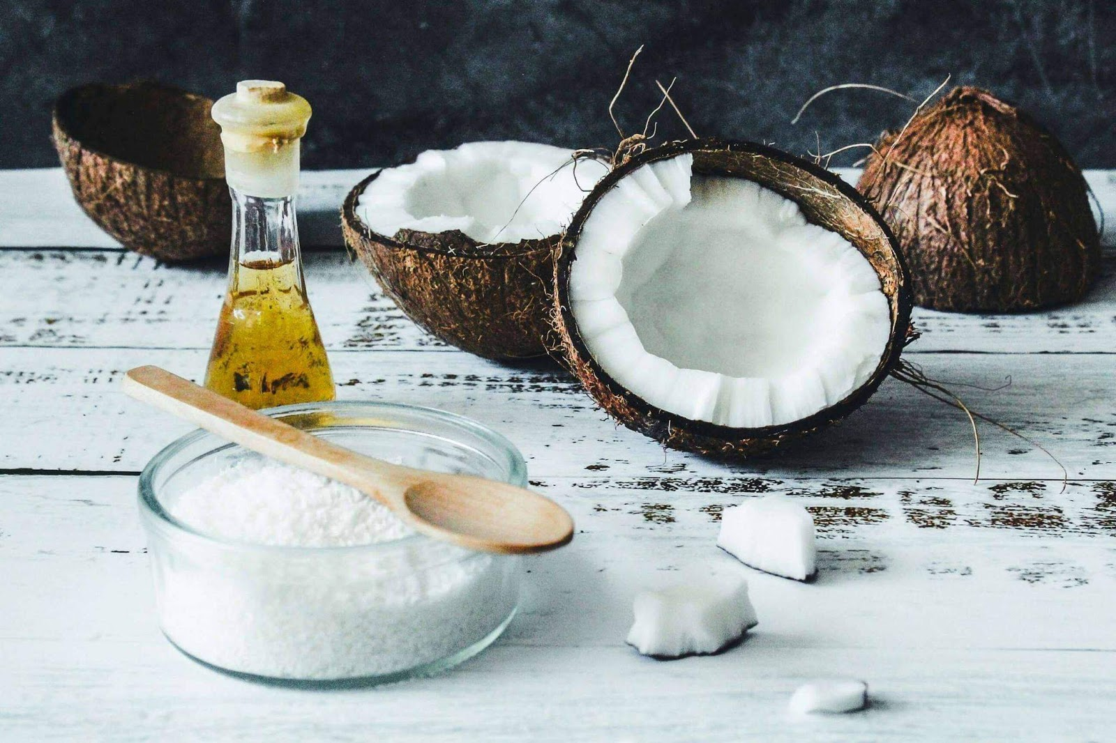 Coconut oil is good for you