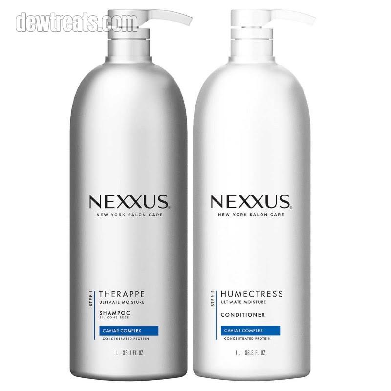 Nexxus Shampoo and Conditioner Reviews