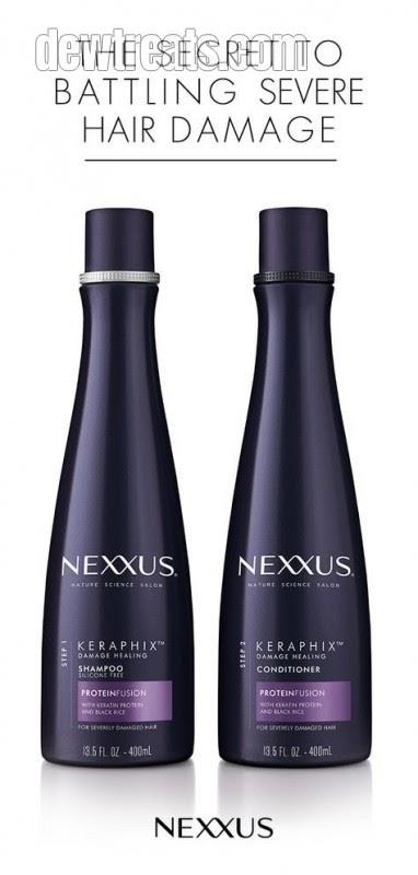 Is Nexxus shampoo sulfate-free