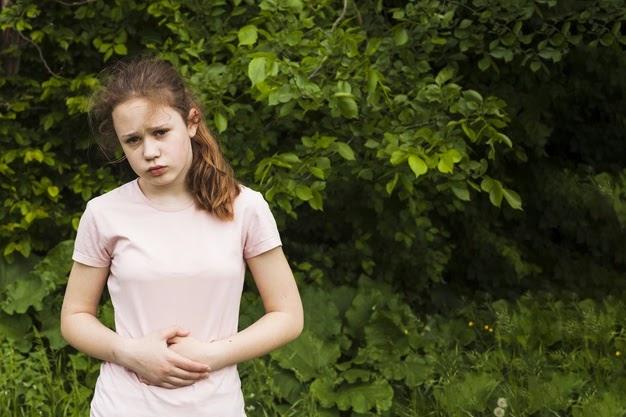 stomach cramps in children home remedies
