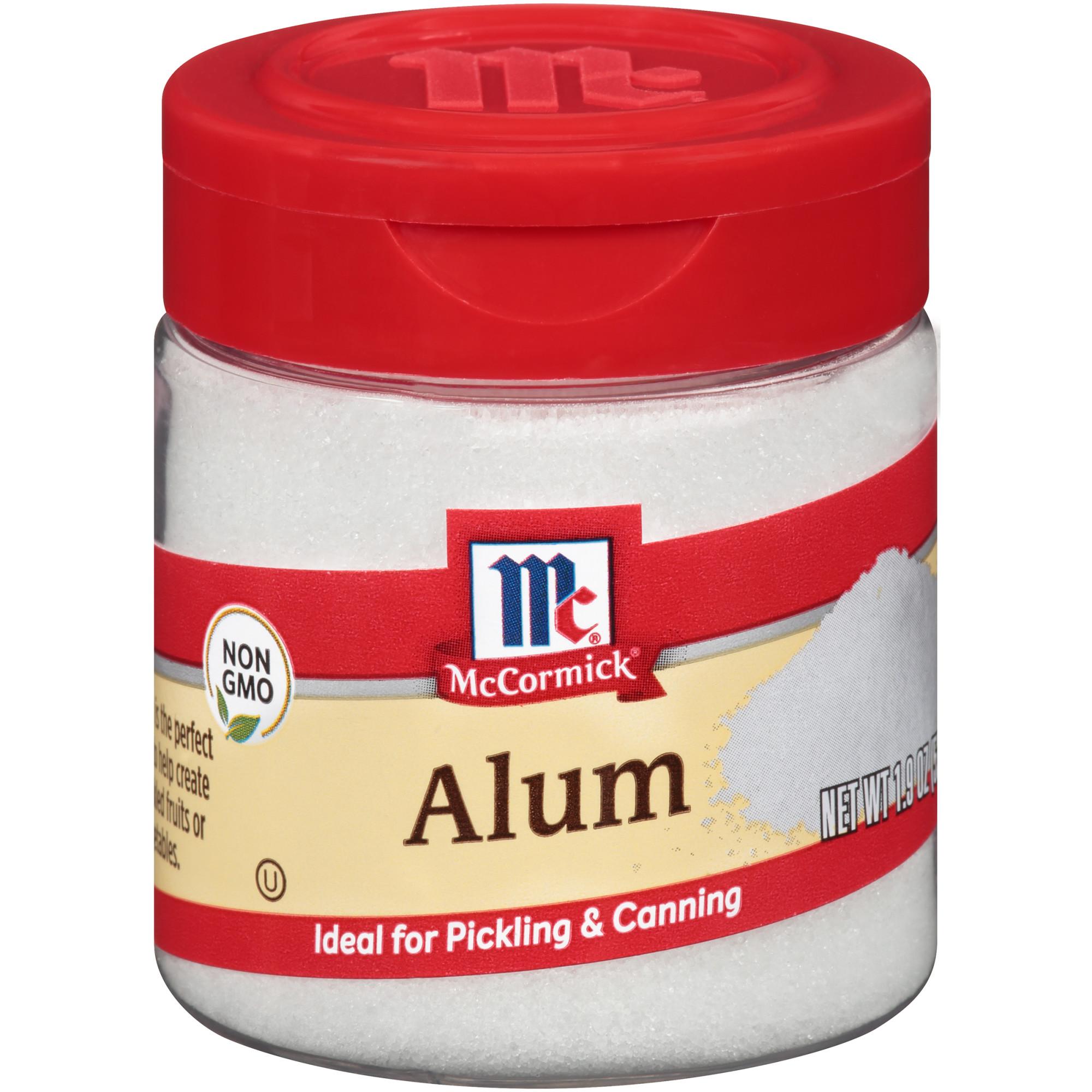 Alum Powder For Canker Sore