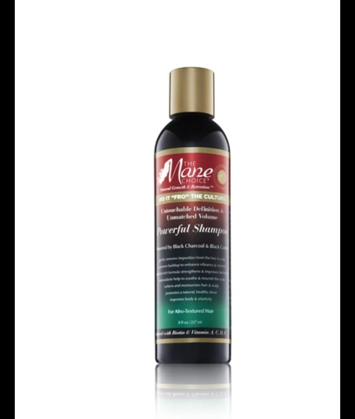 The mane choice hair products