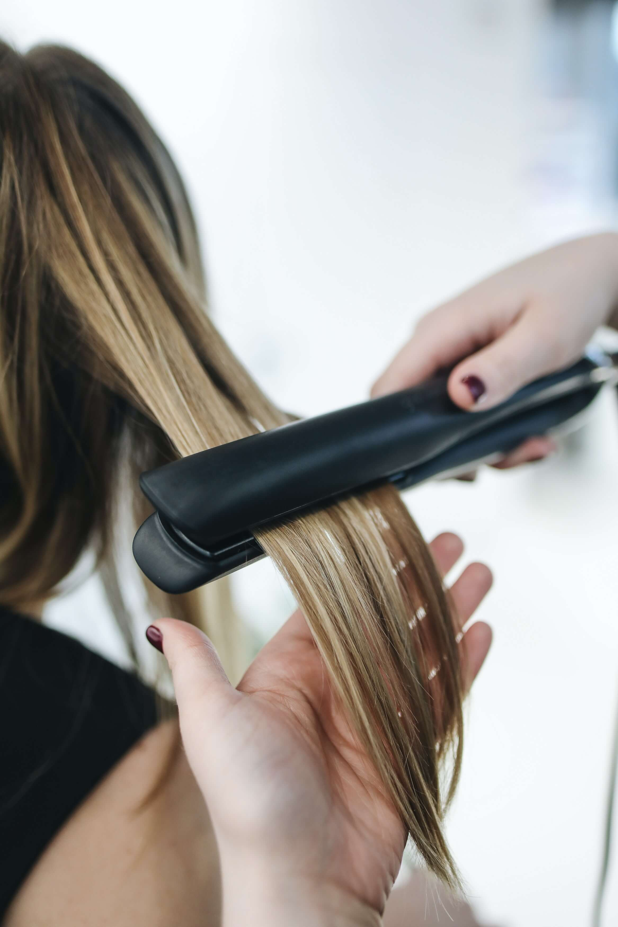 le vite straightening hair brush